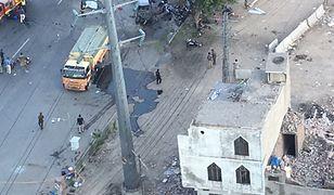 Wybuch w pobliżu budynku rządowego w Pakistanie. Co najmniej 22 ofiary śmiertelne