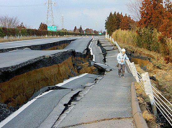 Zdjęcia satelitarne pomogą w akcji ratunkowej w Japonii
