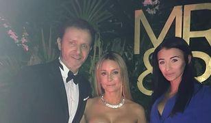 Małgorzata i Radosław Majdanowie świętowali rocznicę ślubu. Imprezę utrzymali w tajemnicy