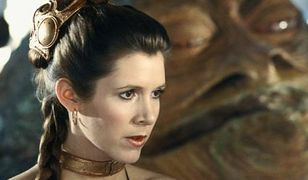 Carrie Fisher fot. Disney Carrie Fisher fot. Disney