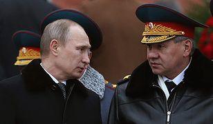 Władimir Putin, Siergiej Szojgu