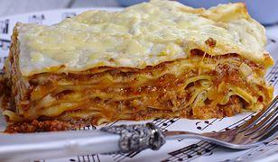 Lasagne Bolognese w domowej wersji. Smakowicie jak u włoskiej rodziny