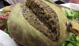 Tradycyjne dania najgorszej kuchni świata