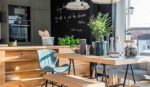 Remont w bloku, czyli nowoczesna mała kuchnia