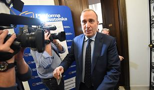 Grzegorz Schetyna: Polacy nie chcą władzy obciachu. Odsuną PiS od władzy