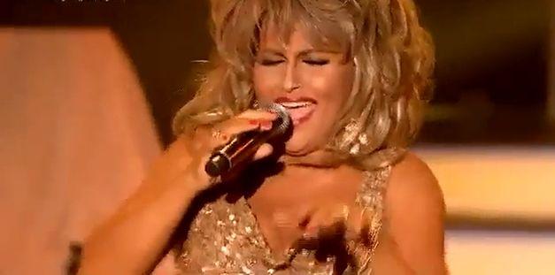 """""""Twoja twarz brzmi znajomo"""": Katarzyna Skrzynecka jako Tina Turner! WIDEO"""