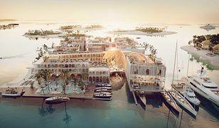 Wenecja w Dubaju. Znamy plany pływającej repliki włoskiego miasta