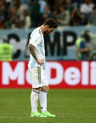 """Fala hejtu na Messiego. """"Niech odejdzie i nigdy nie wraca"""""""