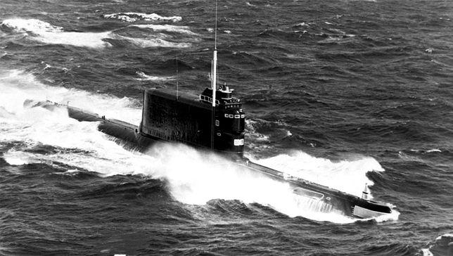 Radziecki okręt podwodny projektu 629a