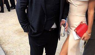 Joanna Krupa i Bartosz Węglarczyk