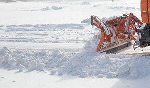 Atak zimy na północy USA