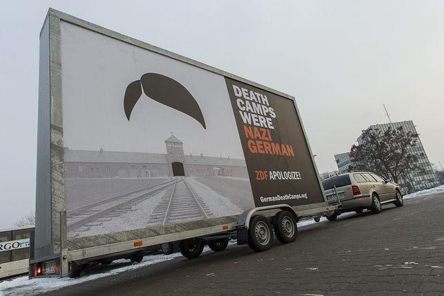 """Kamil Rybikowski: Baner """"German Death Camps"""" jedzie dalej. Nasz sukces jest połowiczny, ale plany ambitne"""