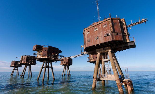 Niesamowite, opuszczone bazy i instalacje wojskowe