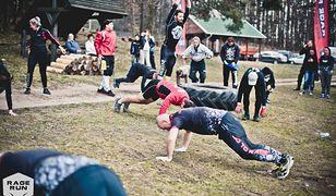 Rage Run - otwarty trening dla wszystkich
