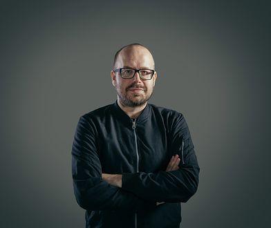 Grzegorz Wysocki, szef WP Opinii
