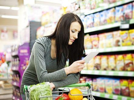 Lista na zakupy - bez tego twoja dieta się nie powiedzie