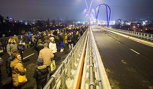 Uroczystość otwarcia Trasy Uniwersyteckiej w Bydgoszczy