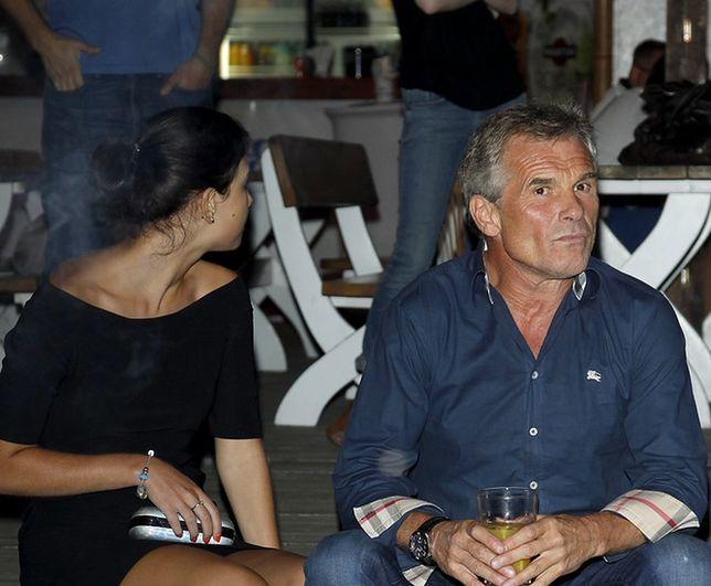 Marek Włodarczyk zakochany. 62-letni aktor nie zapomina o swoim szczęściu