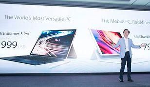 Asus Transformer 3 - tablet wszechpotężny?