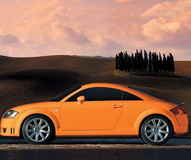 Audi TT I - auto nie tylko dla fryzjerów
