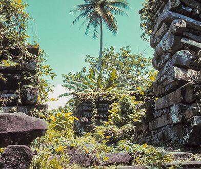 Do dziś nie wiadomo jaka cywilizacja stoi za budową antycznego Nan Madol.