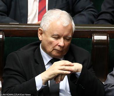 """""""Polityczne konanie Kaczyńskiego wewnątrz jego własnego obozu na pewno nie będzie krótkie"""""""