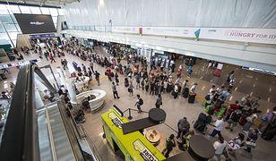 Lotnisko Rzym-Fiumicino obsługuje rocznie 38,5 miliona pasażerów