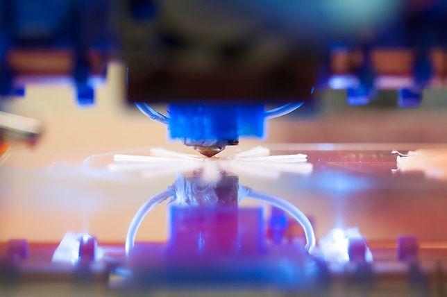 Samsung patentuje, ale nie chce inwestować w druk 3D