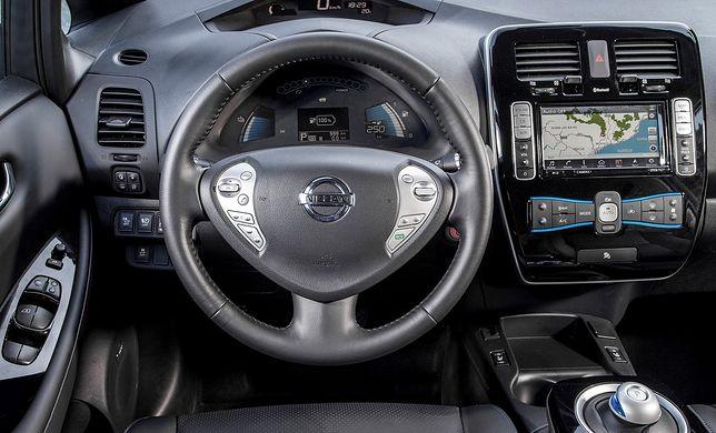 Nowym Nissanem Leafem pojedziesz prawie bez hamulca