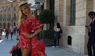 Doda podbija świat mody. Jej relacja z paryskiego tygodnia mody robi wrażenie