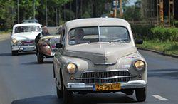#dziejesienazywo Klasyczne samochody: pasja i sposób na zarobek