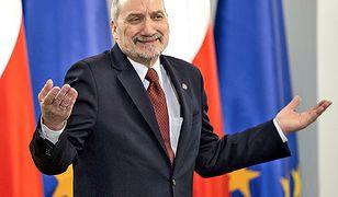 Sejm na tym posiedzeniu nie zajmie się wnioskiem o odwołanie Antoniego Macierewicza