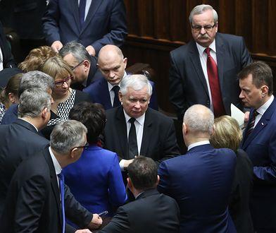 Sejm nie zajmie się reformą sądownictwa. Projekt zdjęty z porządku obrad