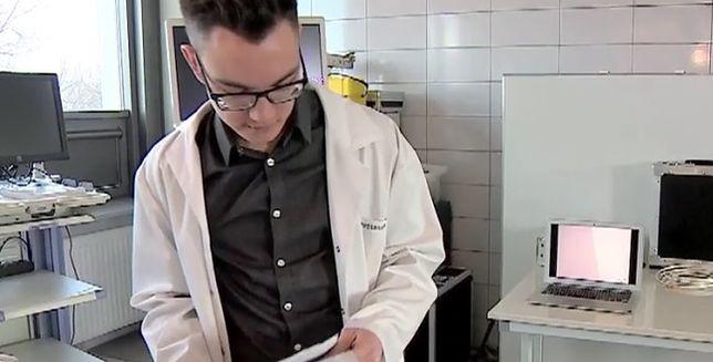 18-latek z Polski zadziwił świat nauki. Może być przełom w leczeniu nowotworów