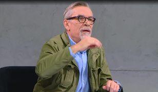 Jacek Żakowski w studiu WP