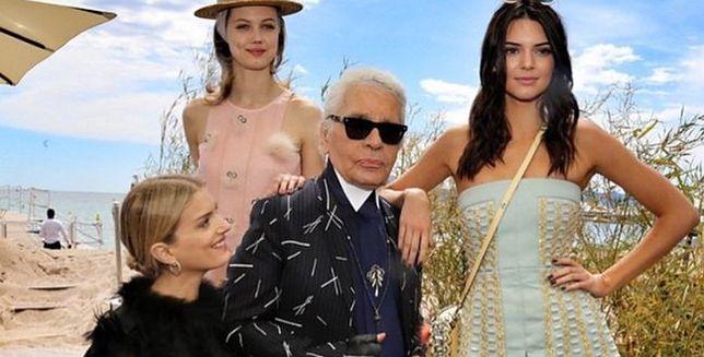 Naukowcy chcą zbadać DNA Karla Lagerfelda