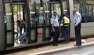 Nożownik zaatakował w tramwaju