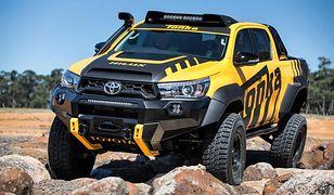Toyota Hilux Tonka: zabawka dla dorosłych
