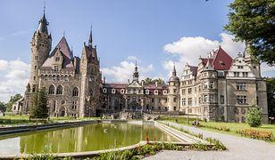 Zamek w Mosznej po raz kolejny doceniony za granicą