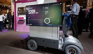 Ericsson ma pierwszy telefon 5G - waży 150 kg