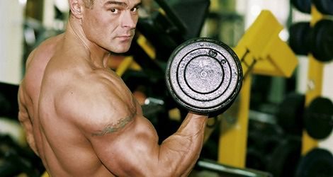 Jak dopracować bicepsy?