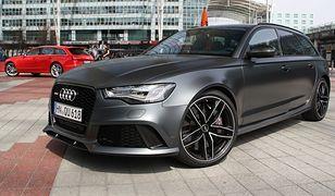 Audi RS6 Avant V8 Biturbo 4.0 TFSI: bestia kombi