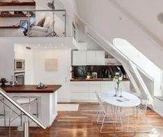 Mieszkanie na poddaszu - 10 powodów, dla których warto się na nie zdecydować