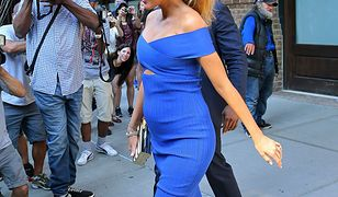 LOOK OF THE DAY: Blake Lively w sukience Cushnie et Ochs