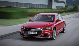 Nowe Audi A8 (2017) - premiera