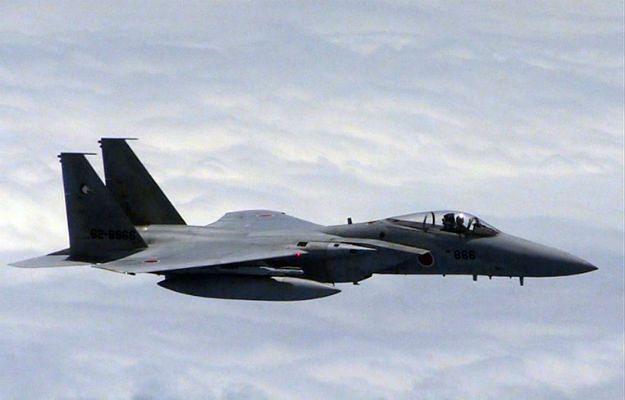 Japoński myśliwiec F-15