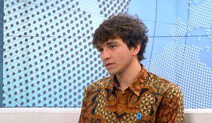 """""""Koniec widzenia"""": Grzegorz Mołda gościem WP. Jego film walczy w konkursie głównym w Cannes"""