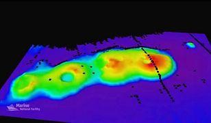 Ogromne podwodne wulkany odkryto u wybrzeży Sydney