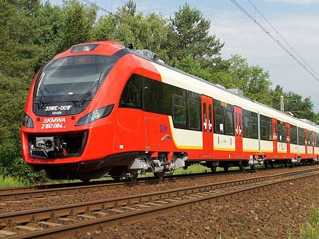 Polski pociąg pobił rekord! Osiągnął prędkość ponad 200 km/h