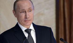 Władimir Putin zarobił w ubiegłym roku 7,65 mln rubli. Mniej od premiera Rosji